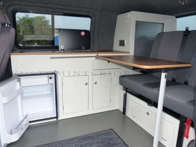 Bluemotion Camper For Sale Kustom Interiors Vw Camper