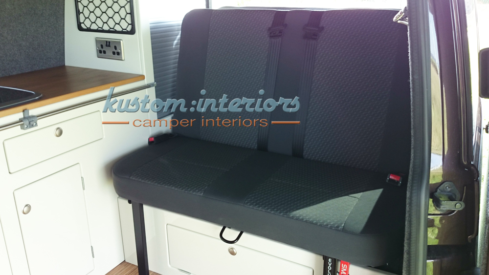 Kustom Interiors VW upholstery camper interiors classic splitscreen