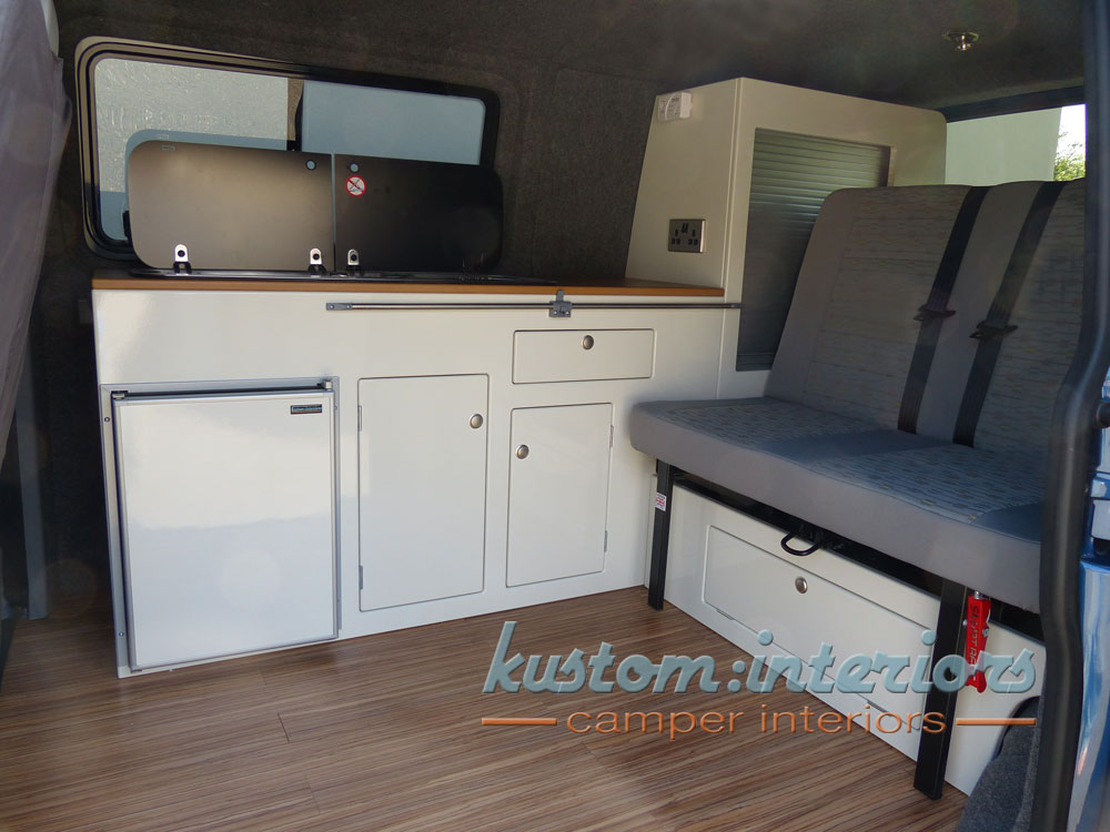 Camper interiors vw camper interiors camper for Vw t4 interior designs