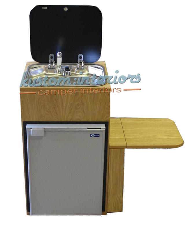 Kustominteriors-camper-sink-smev-cooker-unit