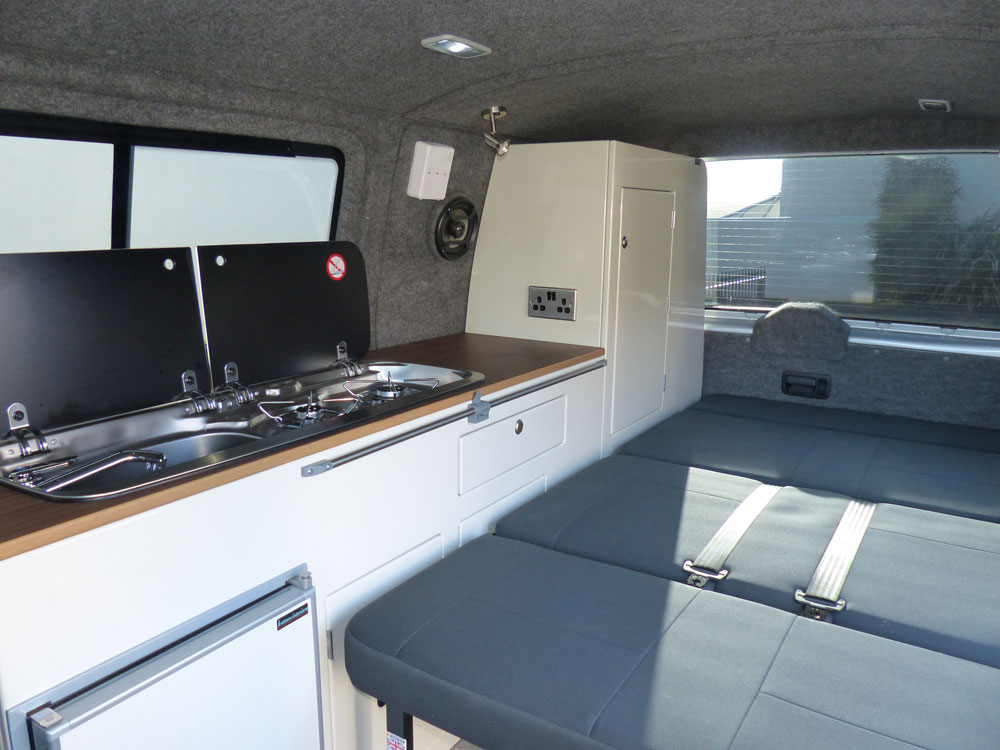 Immaculate Condition Vw T5 Motorhome For Sale Vw Camper