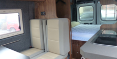 Kustom Interiors Fiat Ducato conversion