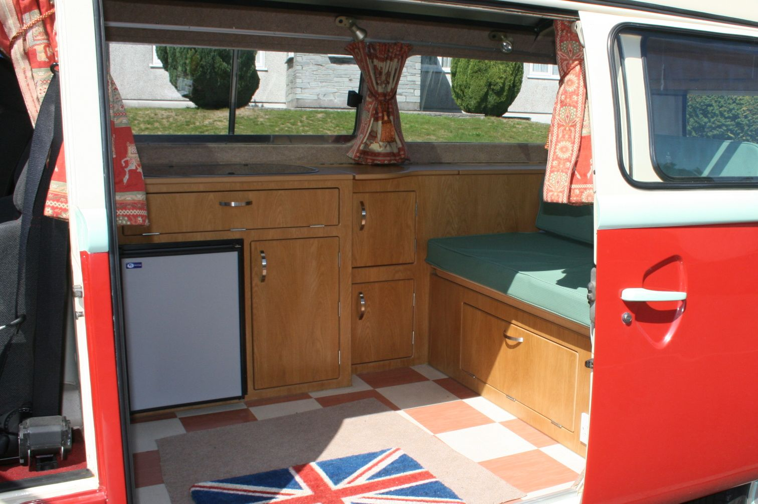 Welcome to Fergus the Bay Window Camper - VW Camper ...
