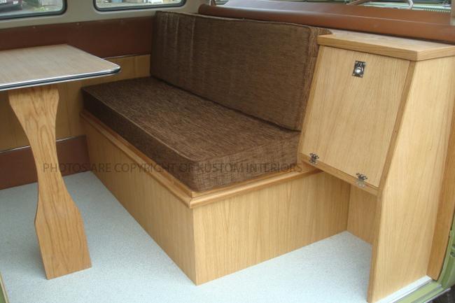VW Camper Interiors Kustom Interiors
