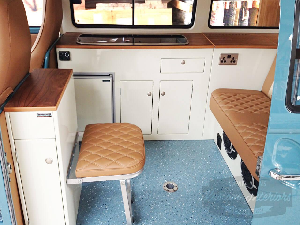 43160e8831 T2 Bay Interiors - VW Camper Interiors - Camper Conversions - Kustom  Interiors Cornwall