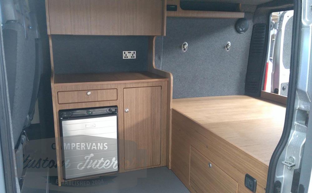Citroen Relay Custom Build Interior