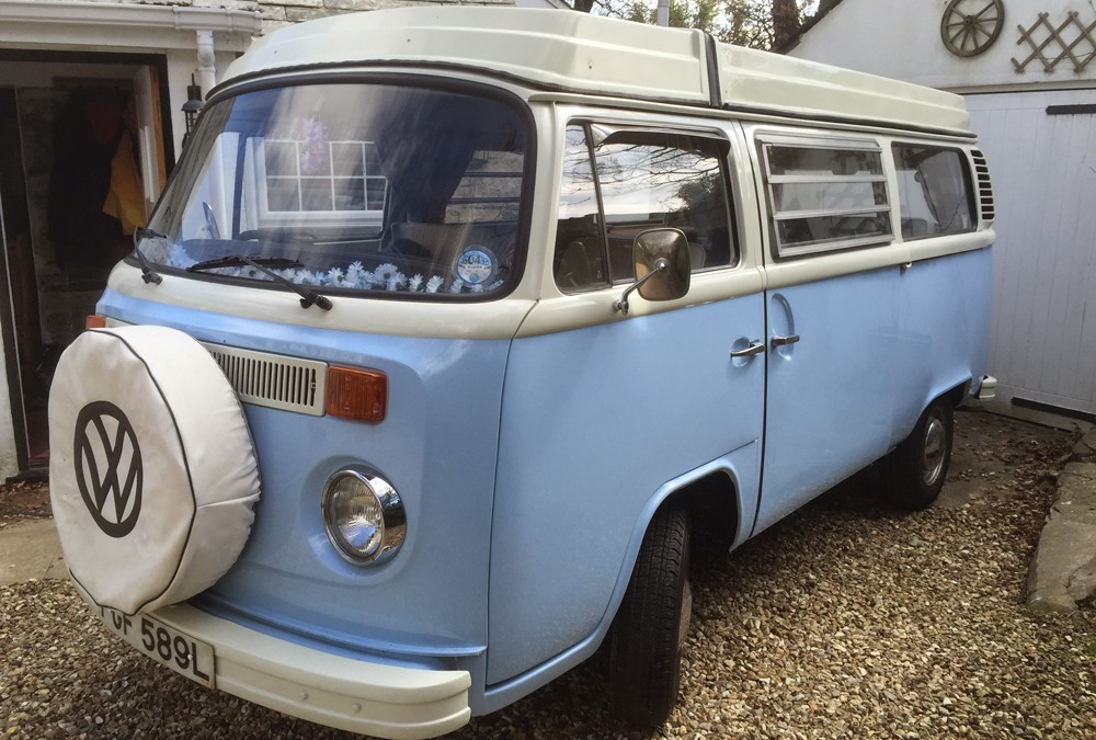 VW T2 Camper for sale
