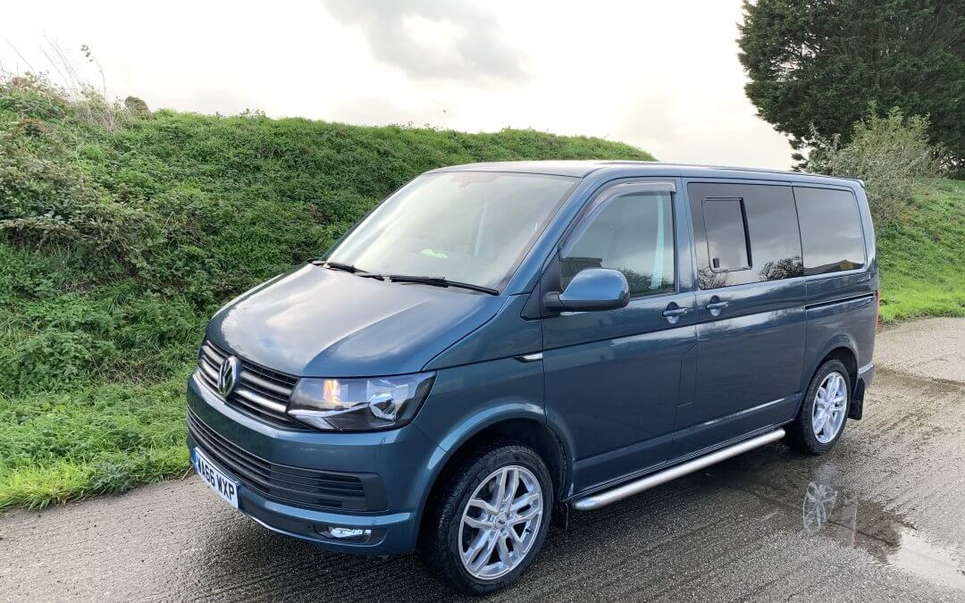 VW T6 Camper van for sale in Cornwall