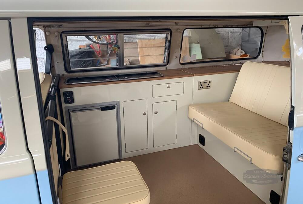 Simon's T2 Classic Bay Interior