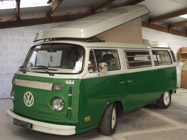VW Westfalia Kustom Interiors