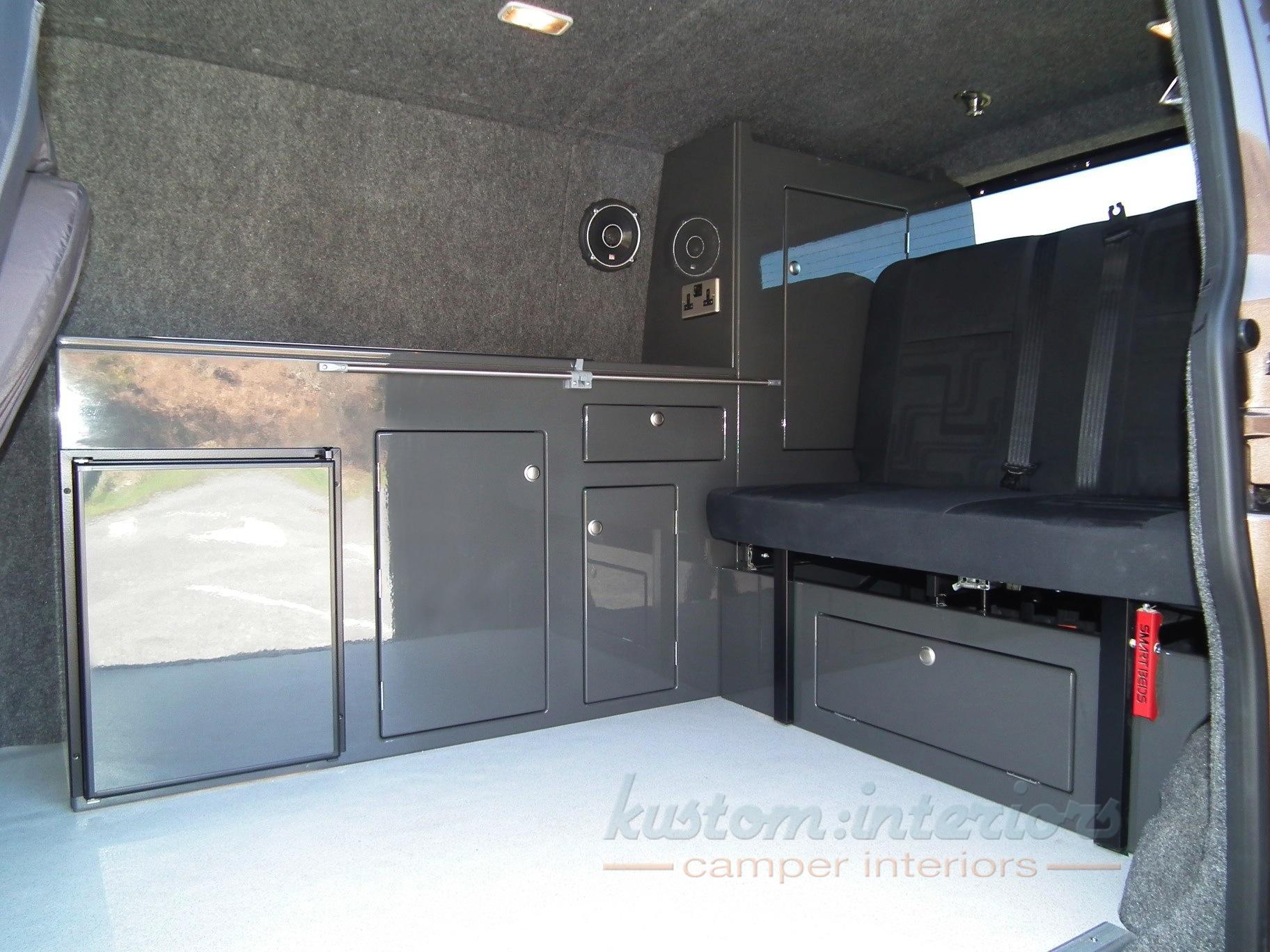 Transporter Interiors Vw Camper Interiors Camper