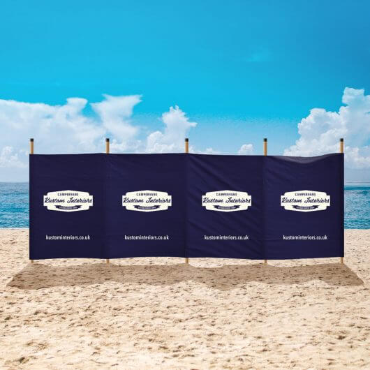 Kustom Interiors Windbreaks
