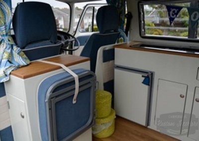 1978 VW T2 Bay with Kustom Classic Interior Ned