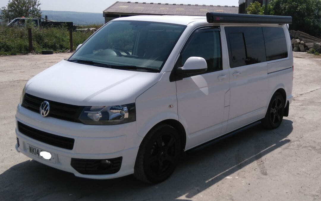 VW T28 Camper -SOLD 140ps Highline (inc VW Sportline bodykit, wheels & lowered)