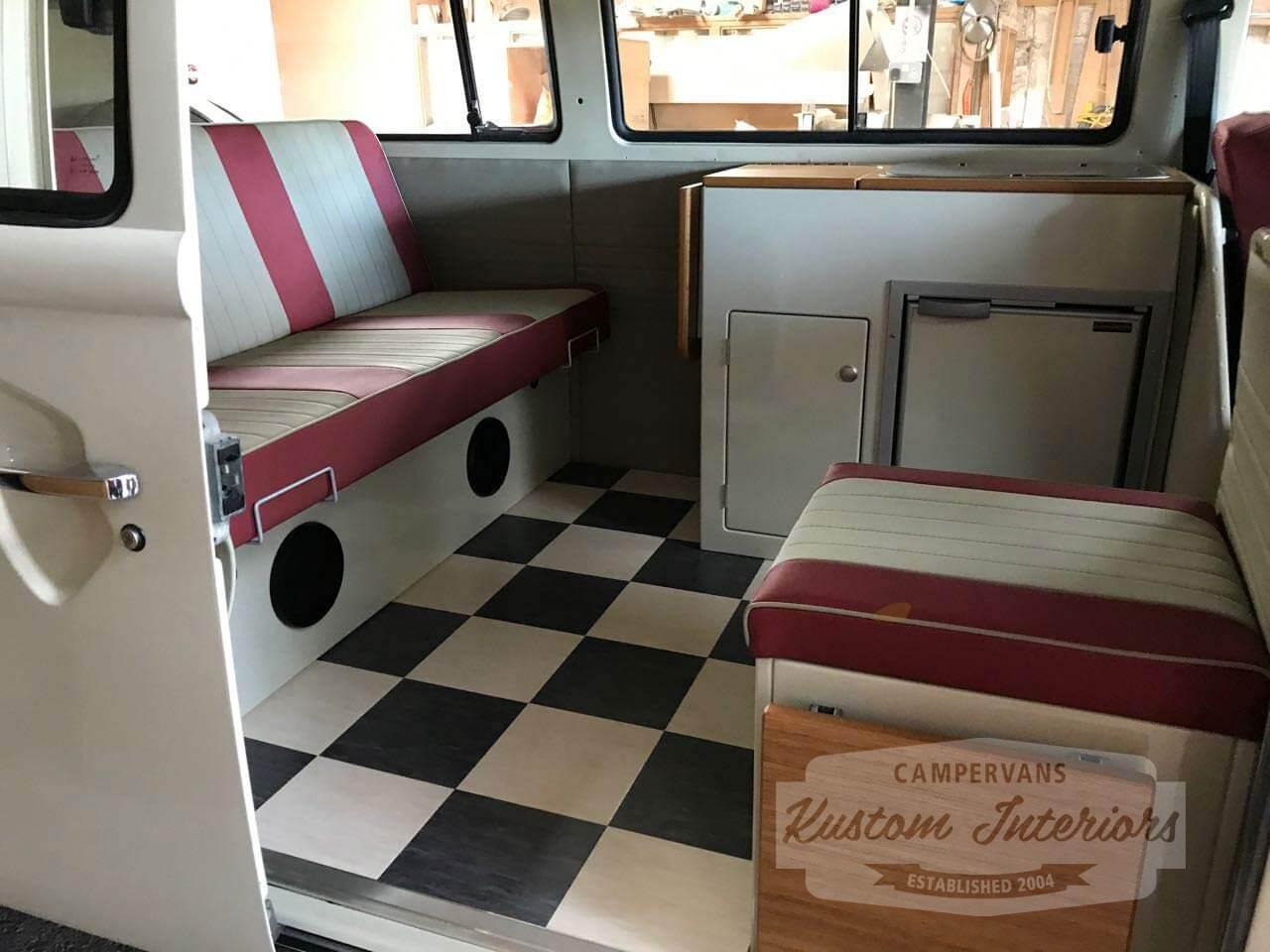 c2e3143b8f T2 Bay Interiors - VW Camper Interiors - Camper Conversions - Kustom ...