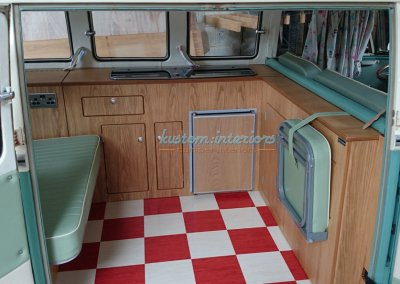 Kustom Interior Splitscreen Interior - David