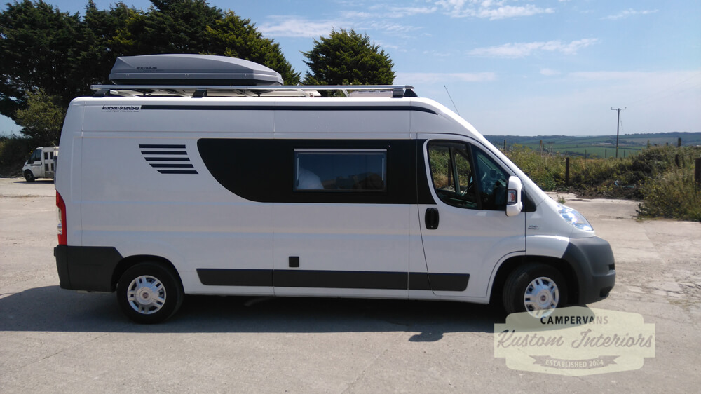 Fiat Ducato Camper for sale – SOLD