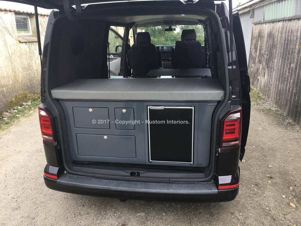 Custom built T6 furniture
