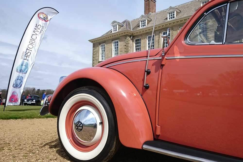 Stanford Hall VW Show 2016