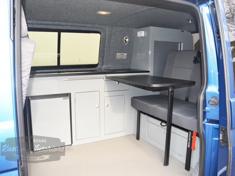 VW T5 Conversions - VW Camper Interiors - Camper Conversions