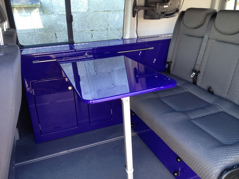 Chocolate wrapper T5 Interior - VW Camper Interiors ...