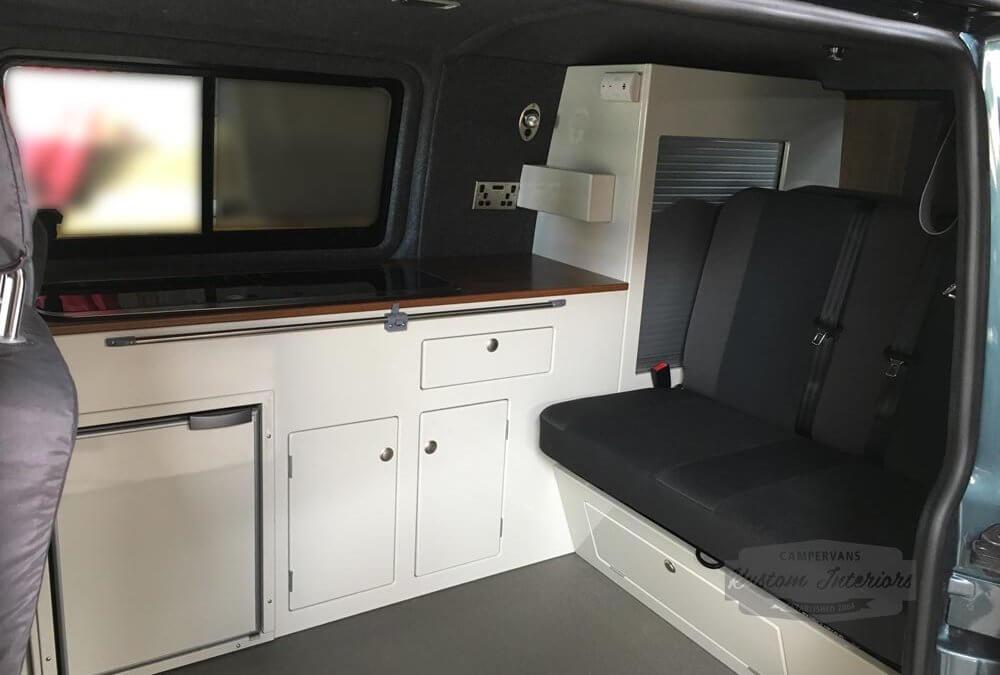 Vw T6 Camper Interior