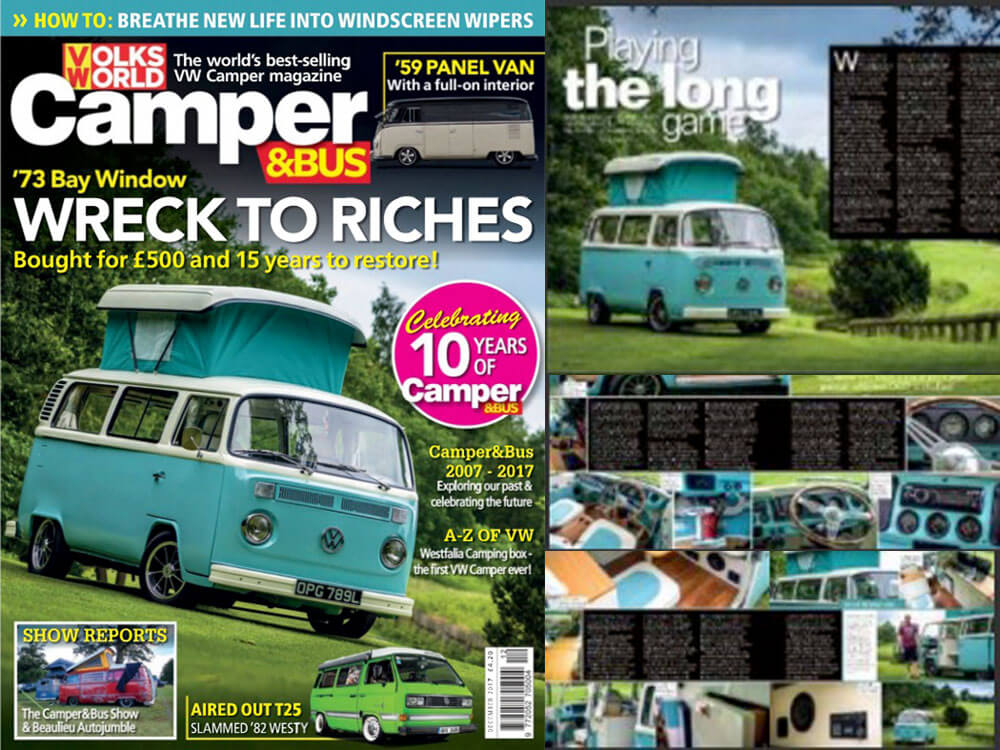 Volksworld Camper & Bus Magazine