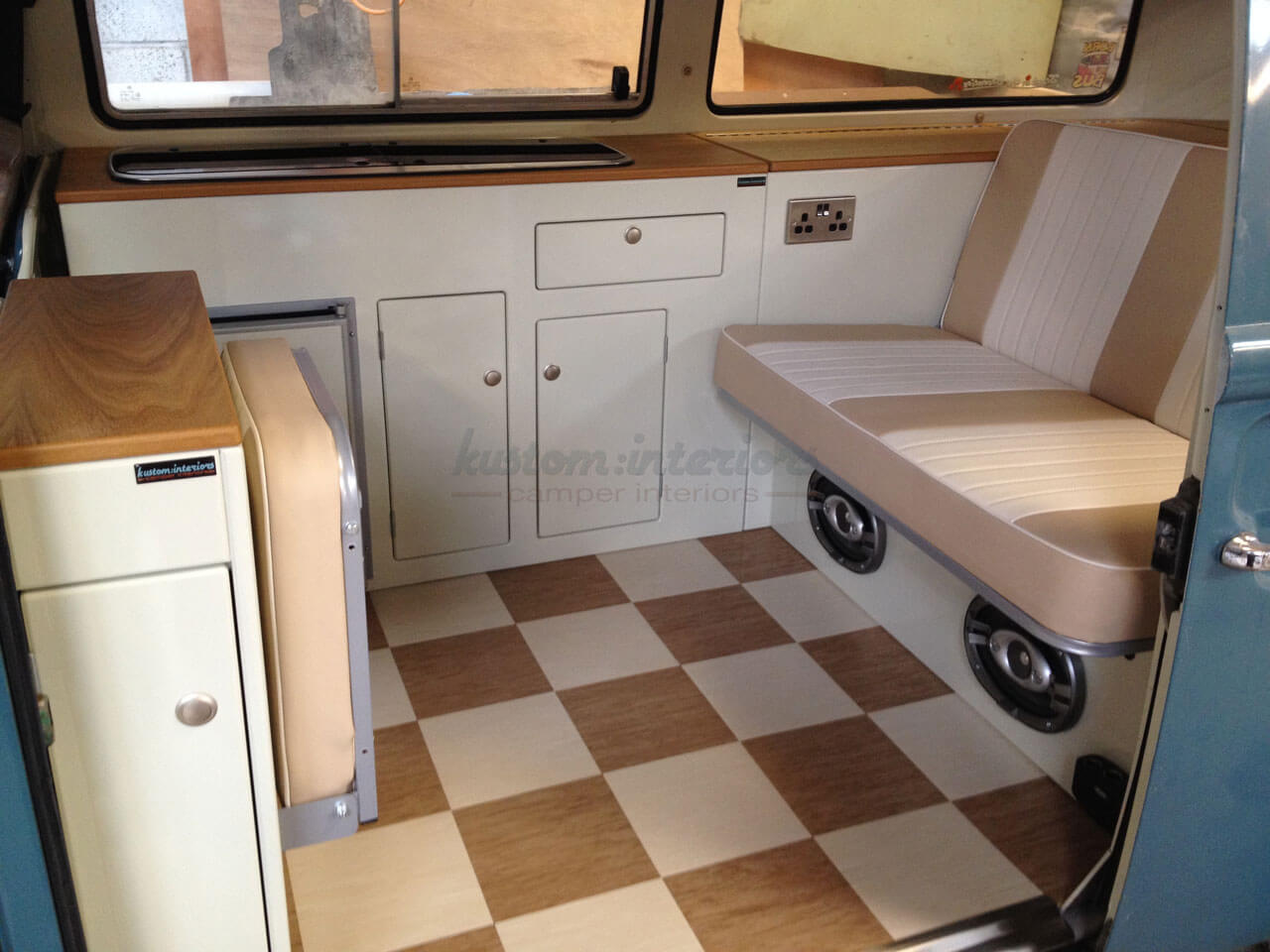 Vw T2 Camper Interior Parts