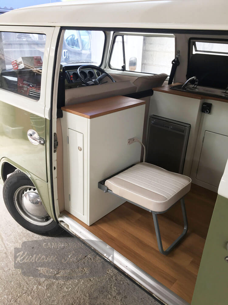 mark's camper renovation