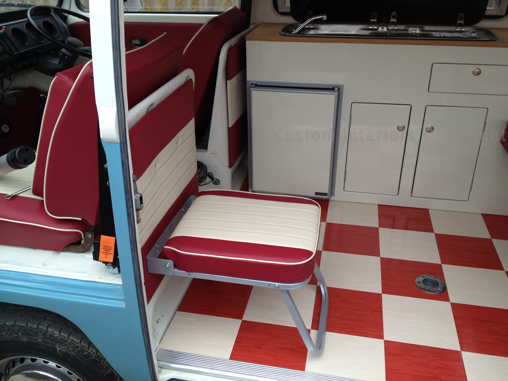 Kustom T2 Bay Paul 2 Vw Camper Interiors Camper